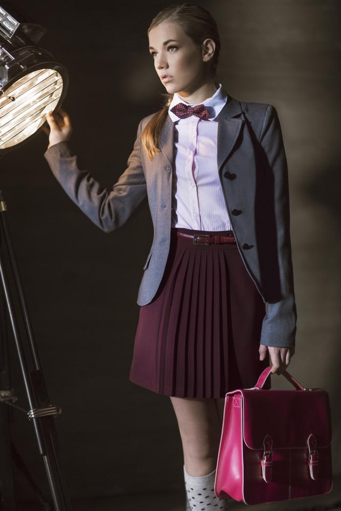 Образ модного школьника