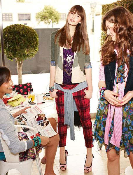 Дизайнер одежды для подростков