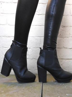 женская обувь осенняя фото