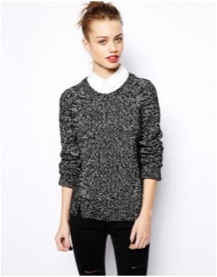 Вязаные свитера женские 2015