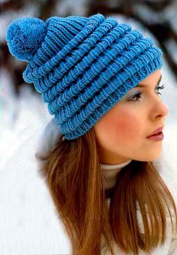 модные вязаные шапки 2016 модельеррф